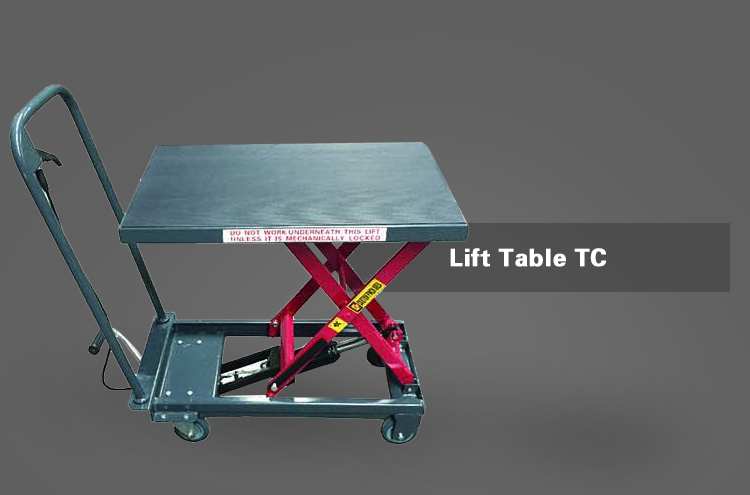 kg scissor lift table