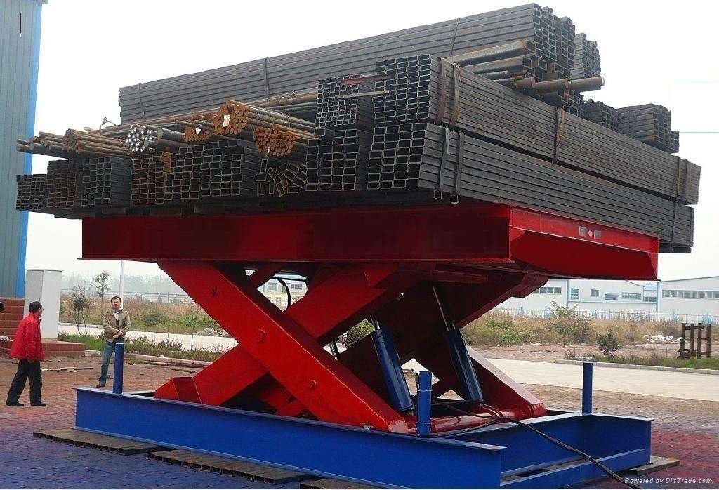 heavy duty scissor lift